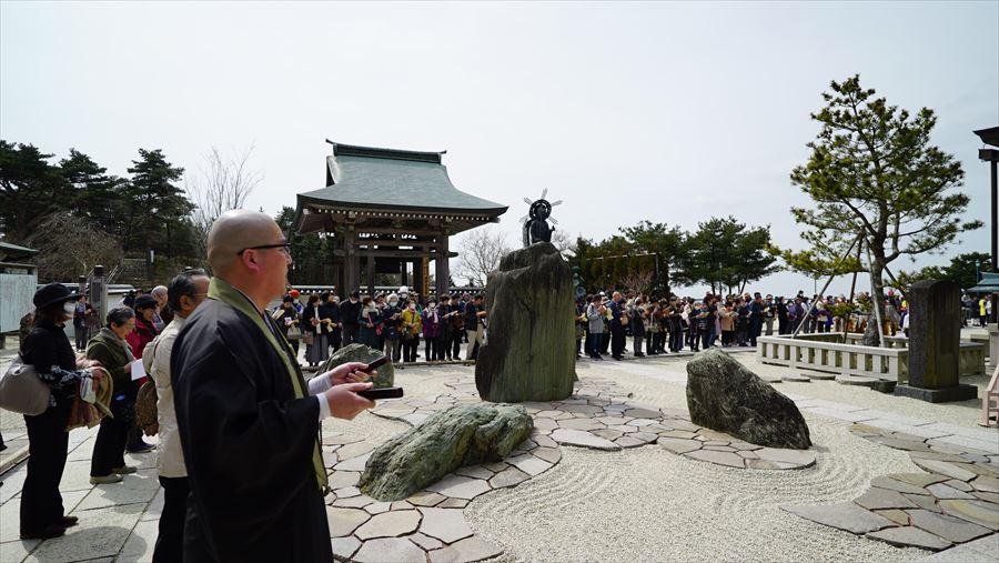 天上寺 法楽