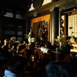 太山寺 釈迦堂(前回ツアーの様子)