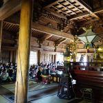 大山寺 阿弥陀堂(前回ツアーの様子)
