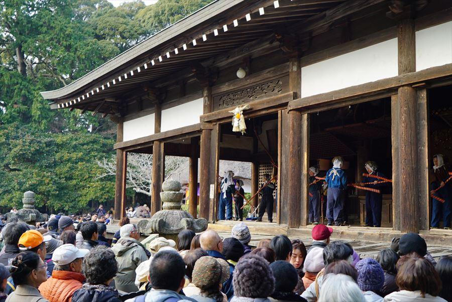 性海寺 本堂(前回ツアーの様子)