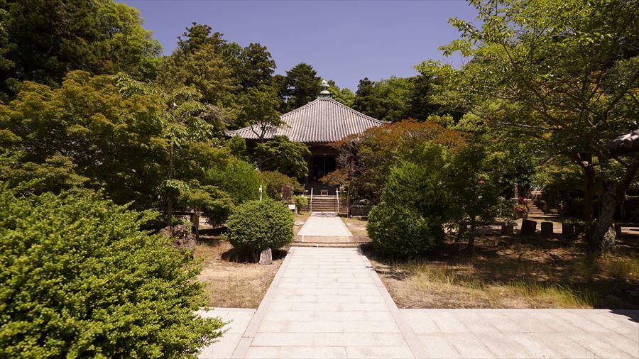 石峯寺 本堂