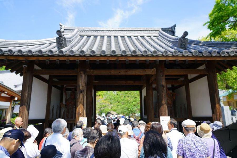 須磨寺 山門